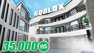 SPENDING 35,000 ROBUX on MY MILLION DOLLAR MANSION!!! (Roblox Bloxburg)