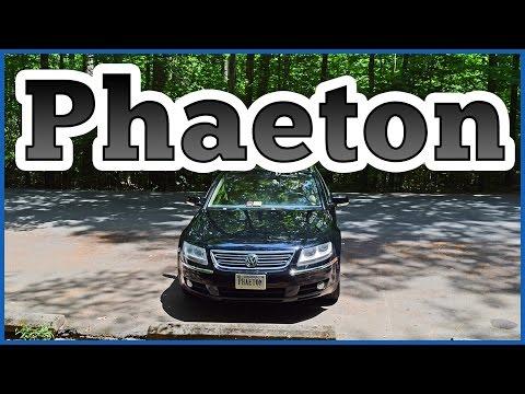 Regular Car Reviews: 2004 Volkswagen Phaeton V8
