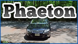 Regular Car Reviews: 2004 Volkswagen Phaeton V8