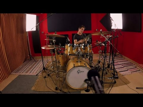 Ricardo Viana - Green Day - Boulevard Of Broken Dreams (Drum Cover)