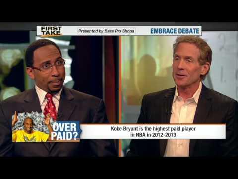 NBA: Is Kobe Bryant overpaid?
