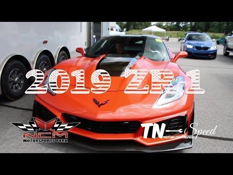 2019 ZR1 On Track! Corvette Museum Highlights!