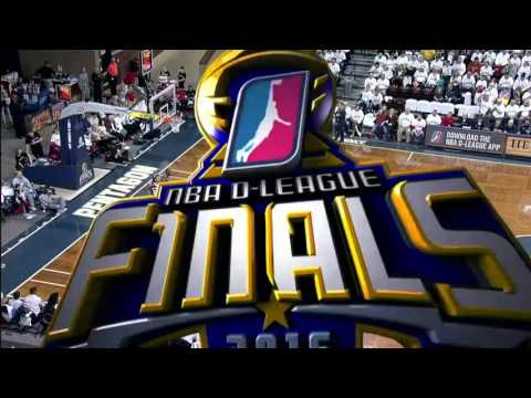 2016 NBA D-League Finals Game 2: Los Angeles D-Fenders @ Sioux Falls Skyforce