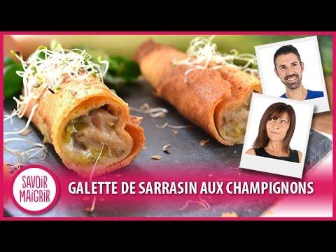 galette-de-sarrasin-aux-champignons---cuisine-facile