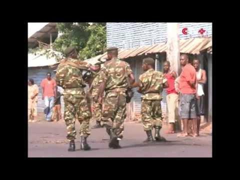 Burundi Army Imposes Calmness in Capital City
