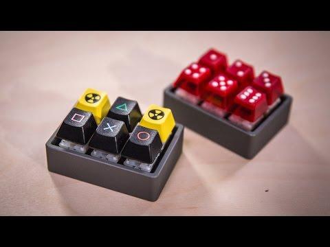 Show and Tell: SixKeyBoard Custom Keyboard