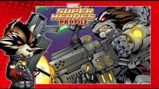 [SHP] 21 ประวัติ Rocket Raccoon แสบจิ๋วจอมซ่าส์, เมืองคนบ้า, อาณาจักรสัตว์