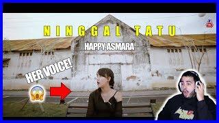 Gambar cover Happy Asmara - Ninggal Tatu (Official Music Video ANEKA SAFARI) Reaction!
