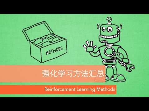 强化学习方法汇总 (Reinforcement Learning)
