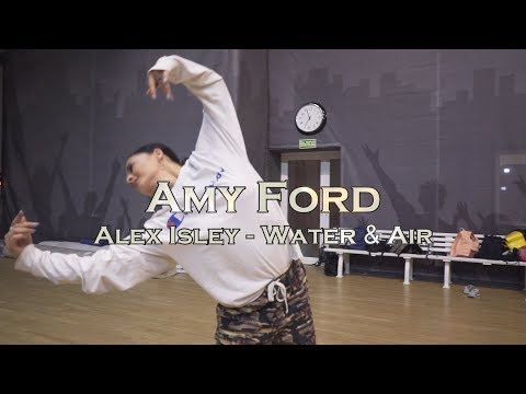 Amy Ford ||  Alex Isley - Water & Air || WWDC WORKSHOPS 29 Of September 2019, Moscow