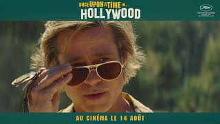 Once Upon A Time… In Hollywood - TV Spot :