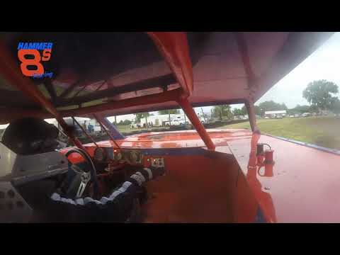 Oakshade Raceway Bomber Heat 1 7/6/2019
