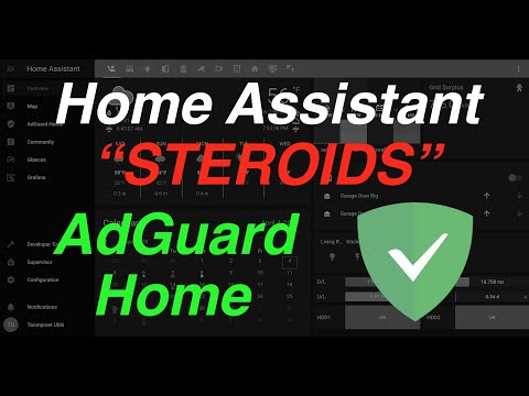 Home Assistant Gems - AdGuard Home (Your network Gatekeeper)