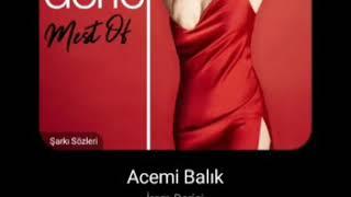 İrem Derici - Acemi Balık Sözleri (Lyrics) Resimi