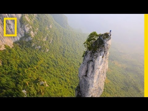 Climbing China's Incredible Cliffs | National Geographic