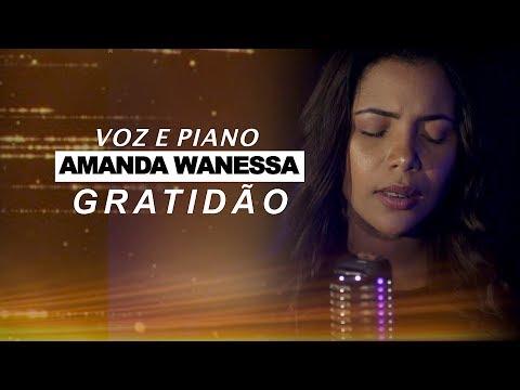 Amanda Wanessa – Gratidão (Letra)