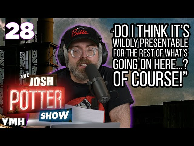 Red Wire, Blue Wire (EP 28) | The Josh Potter Show