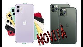 iPhone 11 ed iPhone 11 Pro. Ecco TUTTE le NOVITÀ!