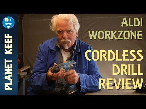 Aldi Workzone Cordless Drill Review