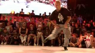 OUTBREAK EUROPE 2013 Footwork Final Skunk vs Kosto