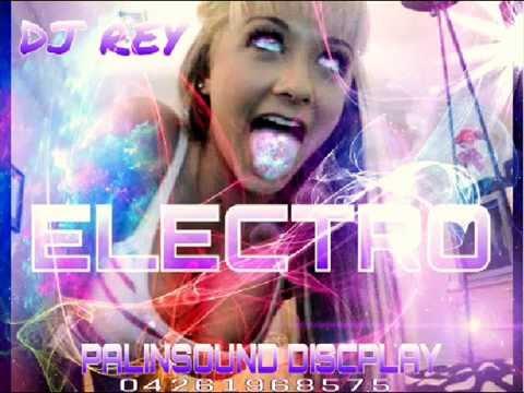 ELECTRO PALINSOUND DISCPLAY 2016. LO MAS NUEVO, DESDE BOLIVAR By: DJ REY
