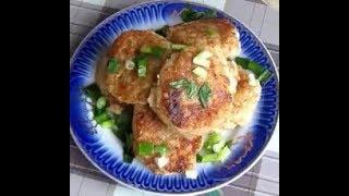 Котлеты  – экономно, вкусно, полезно  Cutlets from cauliflower