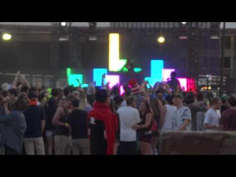 Matador Music Festival 04-27-13 Seven Lions pt 1