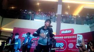 Aliando Syarif at Grage City Mall Cirebon follow @putrirosanti48 , Upload by Suyoto Zhypank
