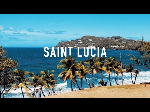 WHAT TO DO IN ST LUCIA IN A DAY (PRINCESS CRUISES TRAVEL VLOG)
