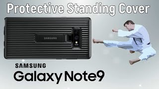 Protective Standing Cover – лучшая защита для Galaxy Note 9!