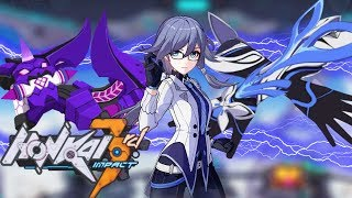 **WE CAN VOTE FOR THE NEXT S-RANK VALK HYPE** NEW FOCUS SUPPLY!!! HONKAI IMPACT 3