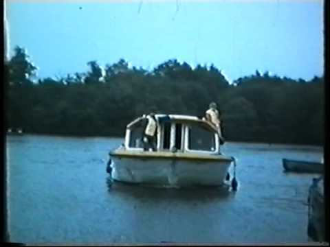 SGS Norfolk Broads Trip 1979