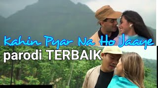 Download Lagu PARODI INDIA TERBAIK - Kahin Pyaar Na Ho Jaaye - Versi Indonesia - Vina Fan mp3