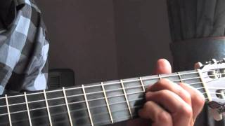dgcgcd tuning part 4: using diminished chords: michelle