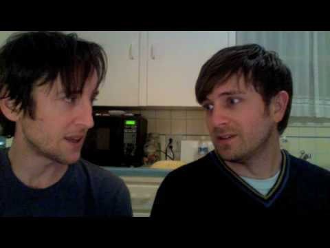 Jack and Tom try to make a YouTube video.