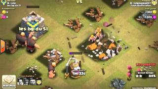 New Years Eve War!!! | Clash of Clans