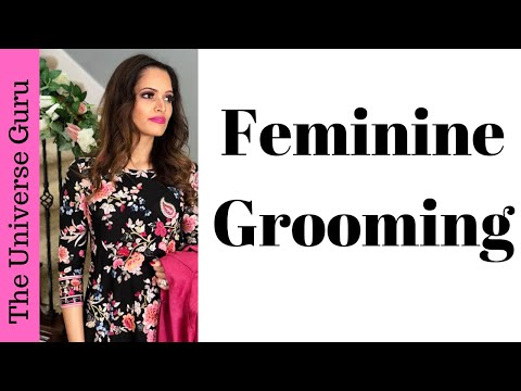 Feminine Grooming Habits | Reconnecting With My Feminine Energy & Power