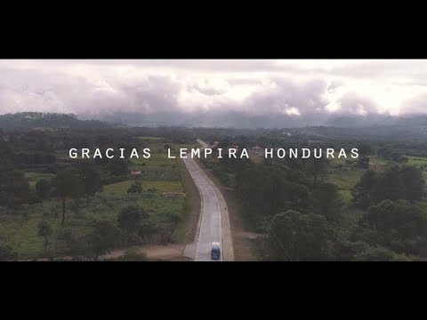 Best place to travel 2018 - Gracias Lempira, Honduras