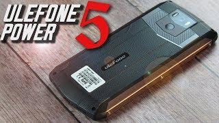 Ulefone Power 5: в чём сила, брат?