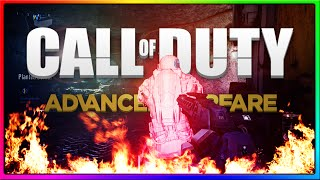 call of duty advanced warfare get on my level maybe aw search and destroy gameplay