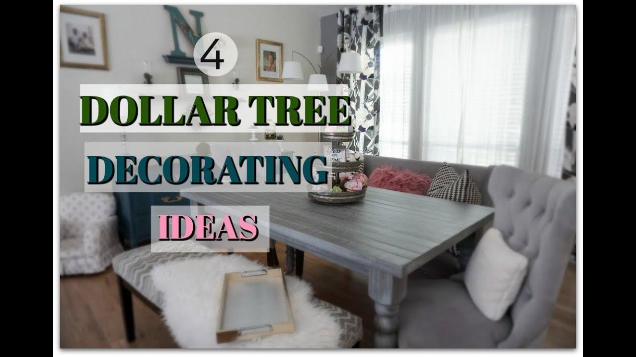 DOLLAR TREE DECORATING| MODERN FARMHOUSE STYLE DECOR IDEAS| Megan Navarro