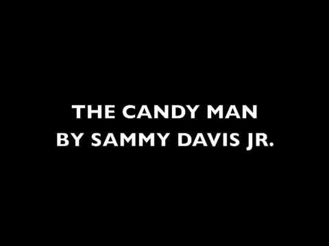 Sammy Davis JrThe Candy Man with lyrics
