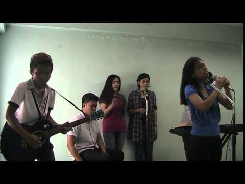 Sept. 21, 2014  Part 1 -First Film Showing in the Church - Holy Ghost (praise and worship)