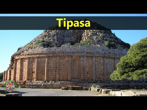 Best Tourist Attractions Places To Travel In Algeria | Tipasa Destination Spot