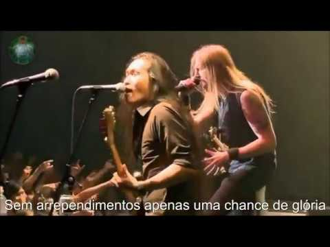 DragonForce - Tomorrow's Kings - Subtilte BR