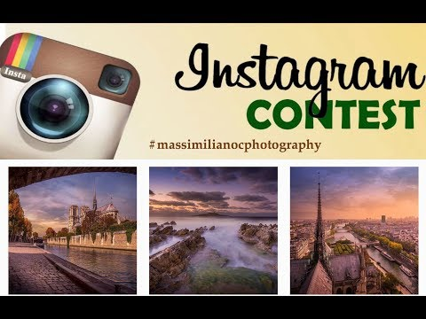 THANK YOU ALL 1K SUBSCRIBERS! My New Instagram Photo Contest 2018