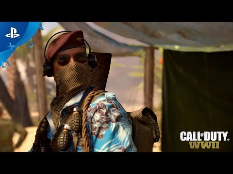Call of Duty: WWII - Days of Summer Trailer | PS4