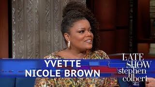 Yvette Nicole Brown: No Third-Party Candidates!