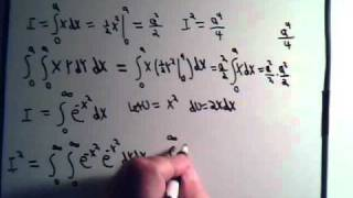Gamma Function Of One-Half: Part 1