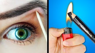 16 AWESOME MAKEUP TRICKS YOU SHOULD KNOW